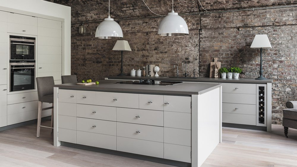Limehouse - Solid Wood | Hand painted | Contemporary & Streamlined