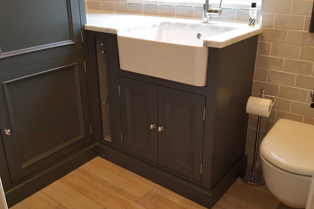 Northamptonshire - Neptune Chichester/Bespoke Bathroom