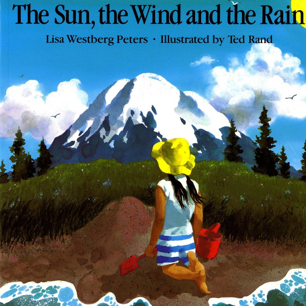The Sun, the Wind and the Rain - Level: First grade and upLesson plans, a Writing/Language Activity, and a Science Activity