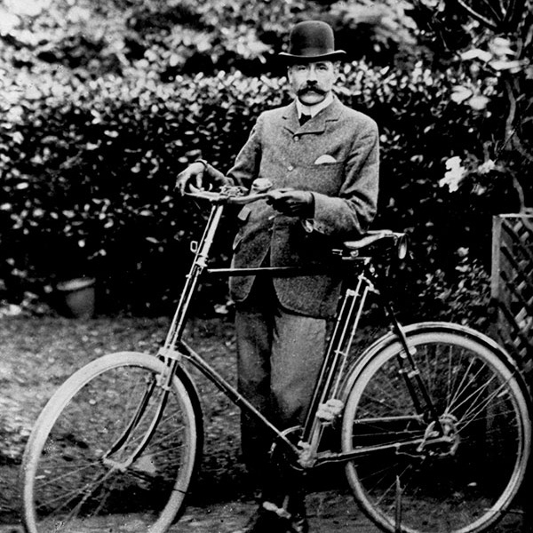 Elgar Penny Farthing Bike