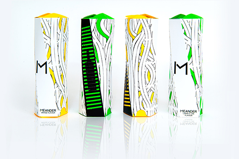 Twisted Drinks Packaging