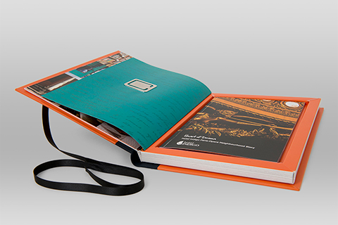 Case bound book