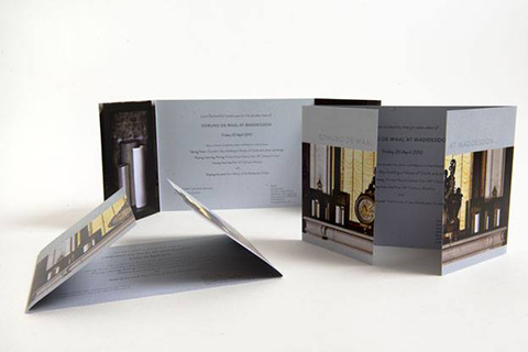 Gate Folded Brochure
