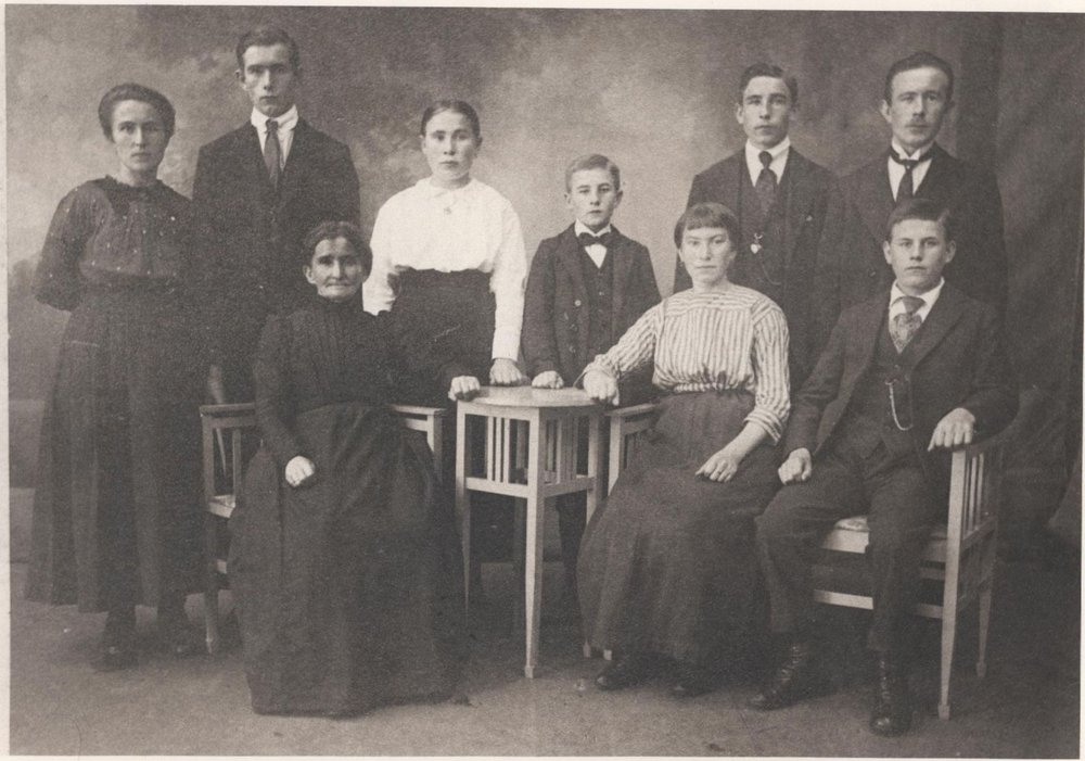 My van Lieshout ancestors