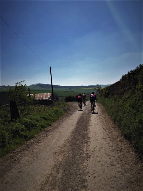 A hot April ride up to Bath and Back