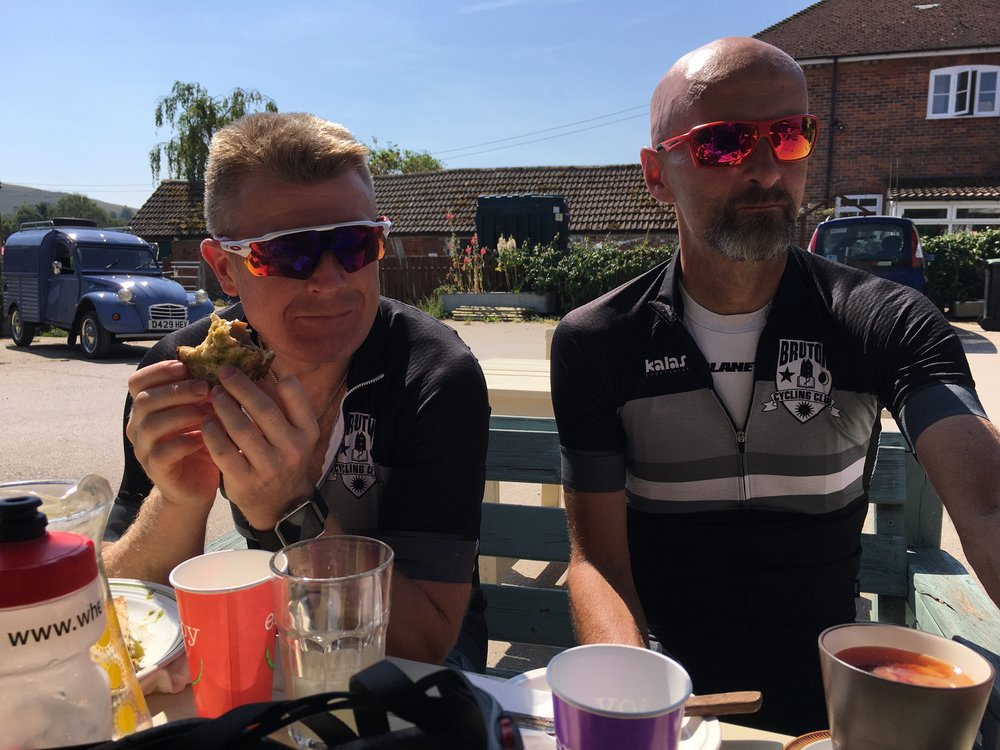 Who on earth are those cool dudes in Bruton kit….