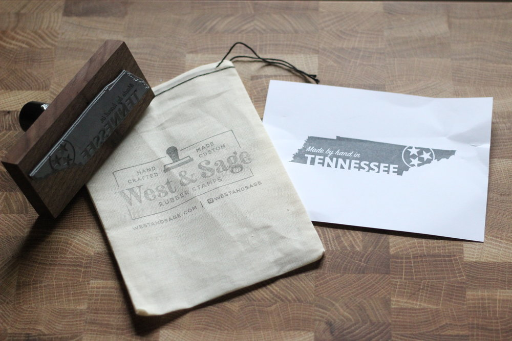Made by Hand - All of our products are proudly made by hand in Tennessee from sustainably sourced lumber.