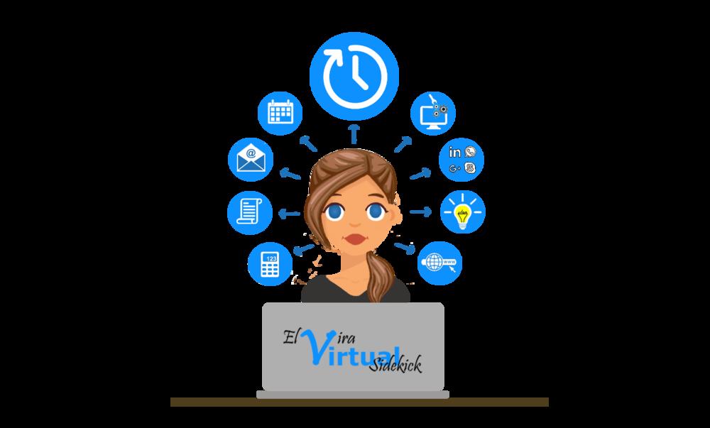 Als Virtual Assistant help ik jou met secretariële en administratieve werkzaamheden, het organiseren van een evenement of help ik jou met het beheren van jouw website.