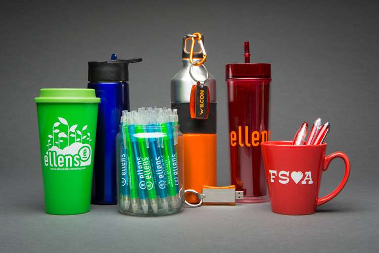 PROMOTIONAL PRODUCTS ARE THE MOST EFFECTIVE WAY TO PROMOTE YOUR BRAND