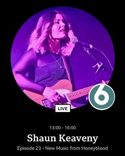 My new single 🔥🔥🔥 'The Third Degree' 🔥🔥🔥premiered on @shaun_keaveny show on @bbc6music today! It'll be available everywhere at midnight tonight! Make sure you pre-save to hear it first (link in bio)!