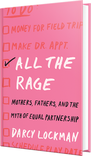 all the rage, darcy lockman, book