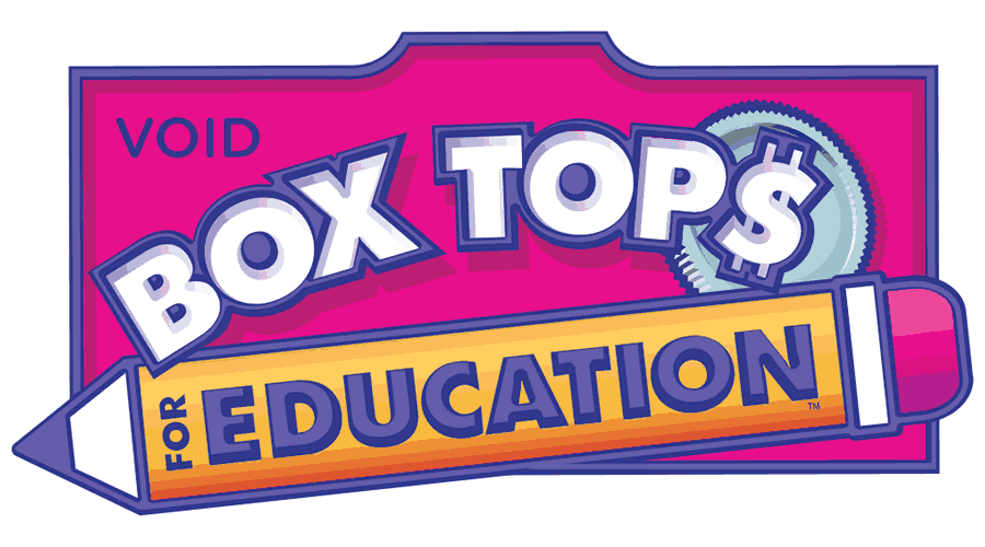Clip the Box Top on all participating items and submit to school. Each Box Top clip is a dime in disguise!