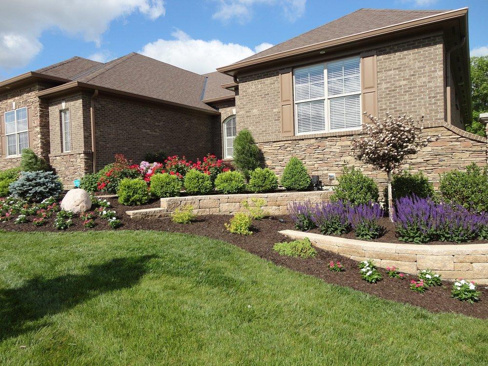 West Chester, Ohio top landscape design