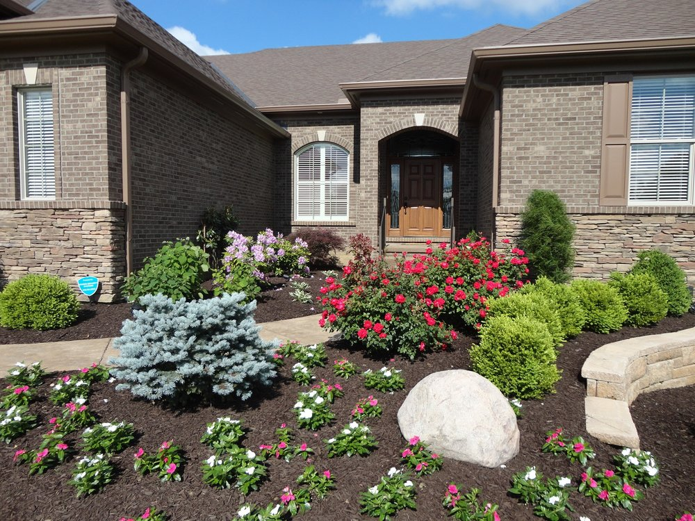Landscape design and maintenance in West Chester, OH