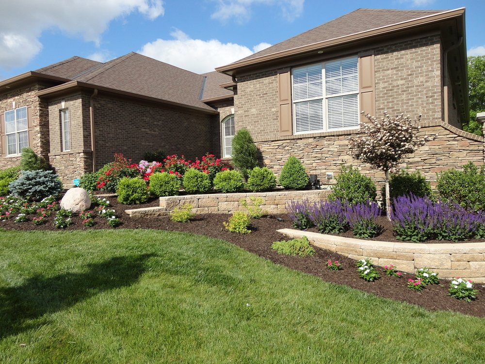 Retaining walls in West Chester, OH