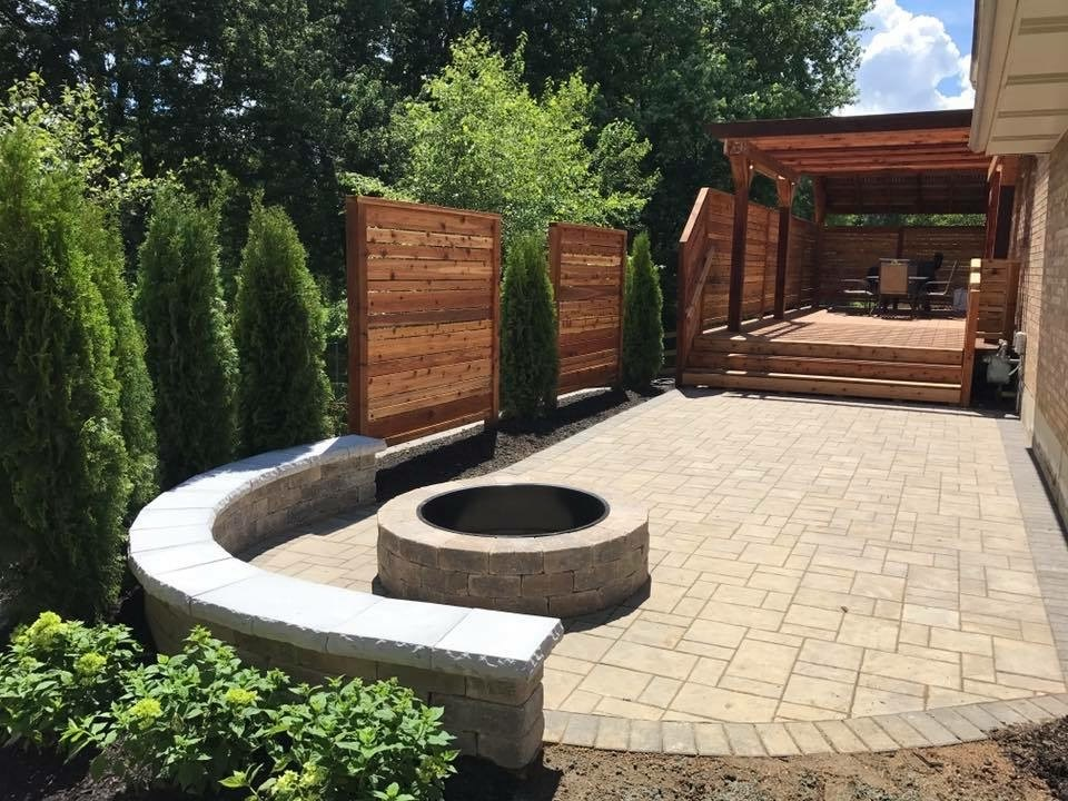 West Chester, OH landscaping companies for fire features