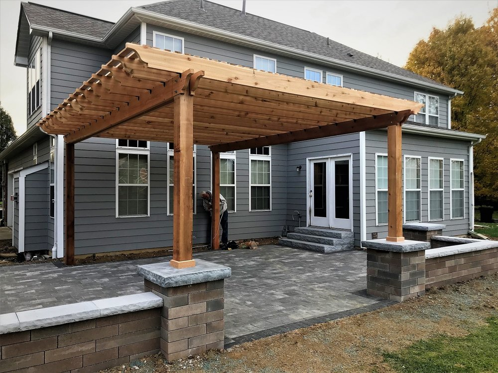 West Chester, OH landscape installation company