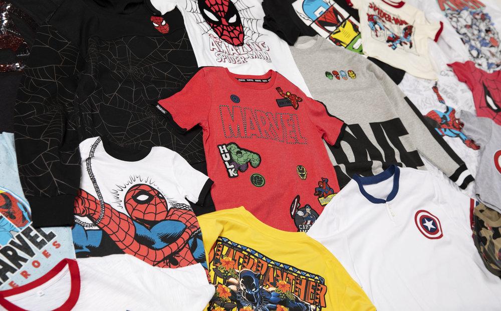 APPAREL - T-Shirts, Raglans, Tanks, Hoodies, Sweatshirts, Custom Fleece, Shorts, Pants, Denim, Wovens, Jerseys, Jackets, Tracksuits, Outerwear, Onesies, Dresses, etc.