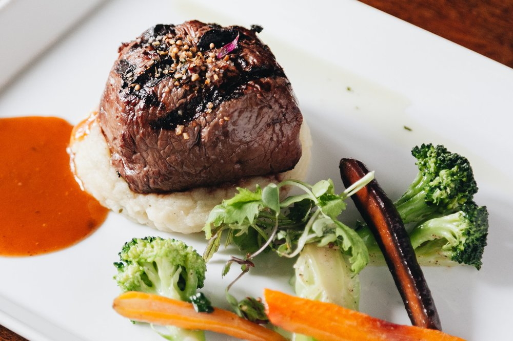 Monday - Filet Mignon29$Sangria pitcher19$