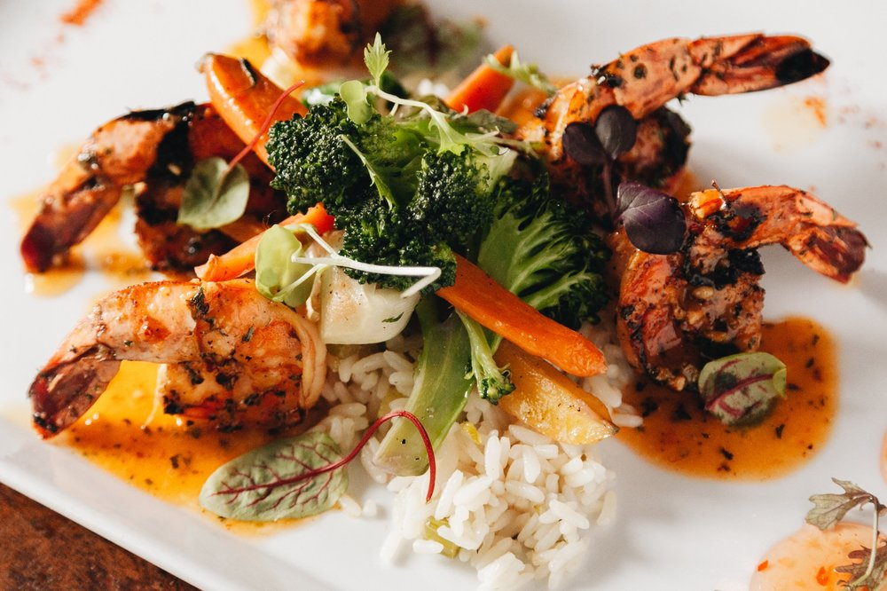 wednesday - Grilled shrimp28$Martini6$