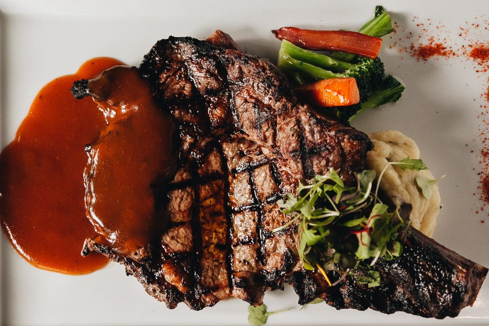 thursday - angus rib steak29$wine starting at29$