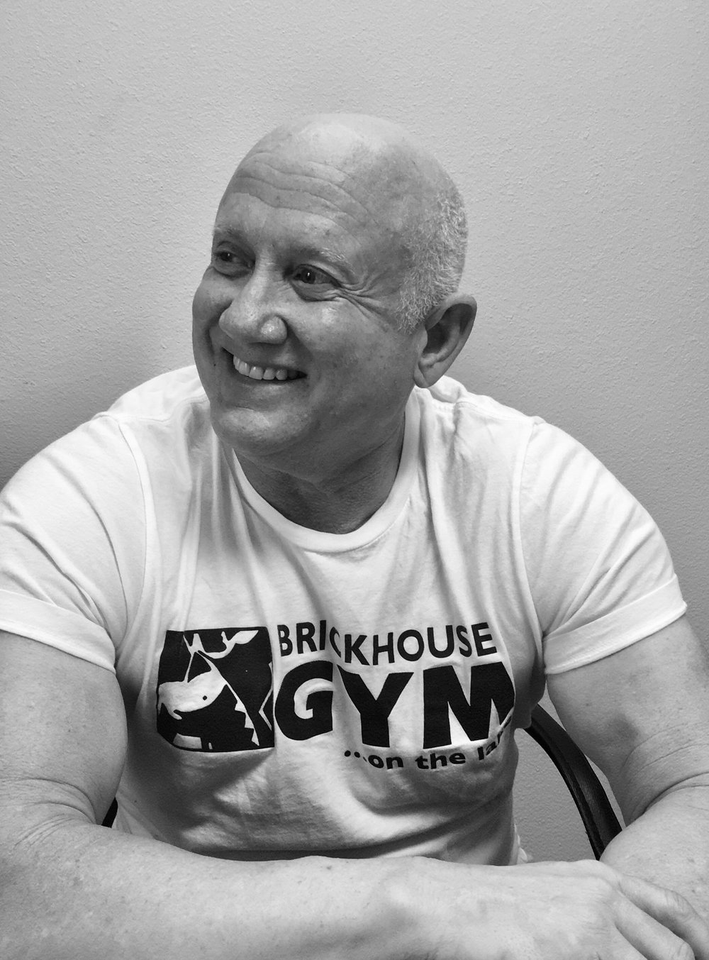 Mike Jones - The Brickhouse Gym Owner