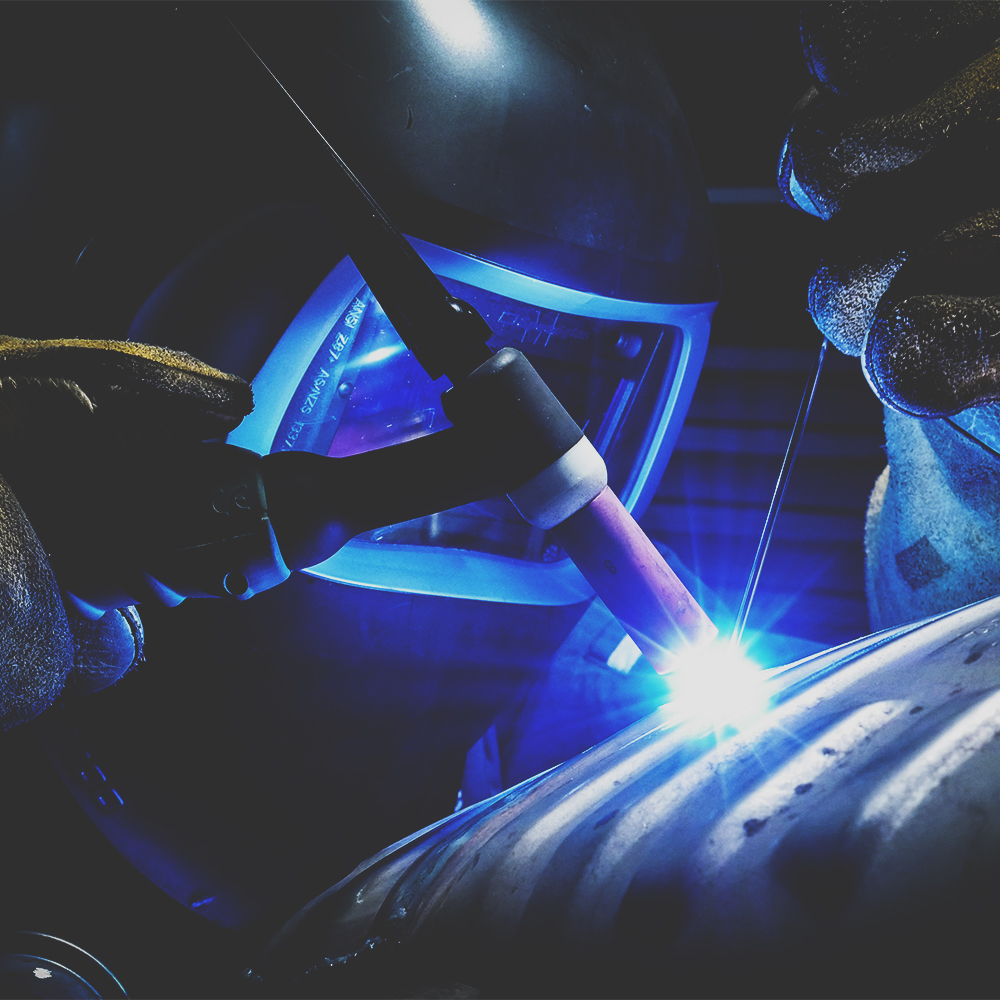 Welding -