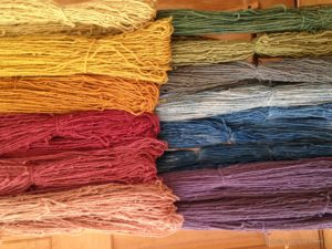 Natural Dyeing with Plants - with Pylleri Ball