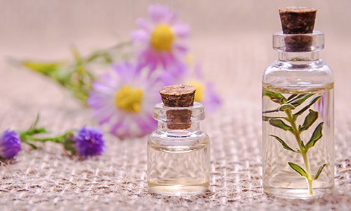 Perfume Blending for emotional wellness - with Amber Graziano