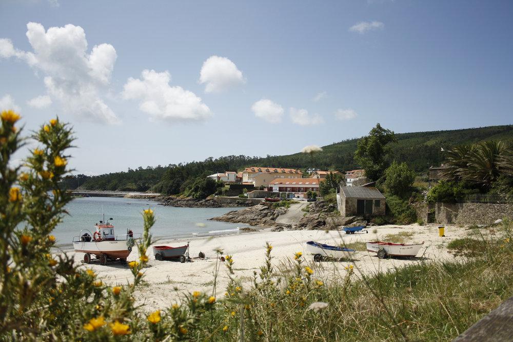 Sardiñeiro de Abaixo, Fisterra, A Coruña.