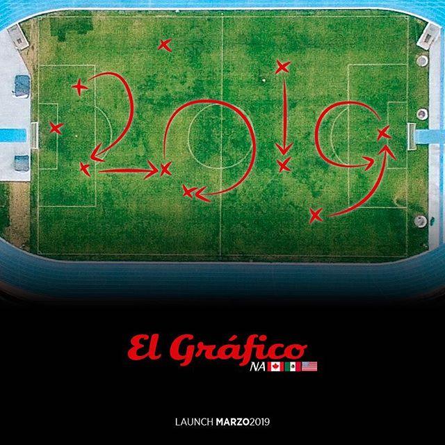 Desde @elgraficona queremos desearles un Feliz Año Nuevo! ⚽️❤️🏆