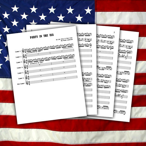 Digital Sheet Music — earspasm music