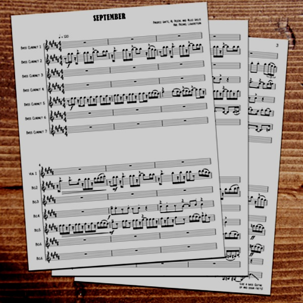 - Digital Sheet Music