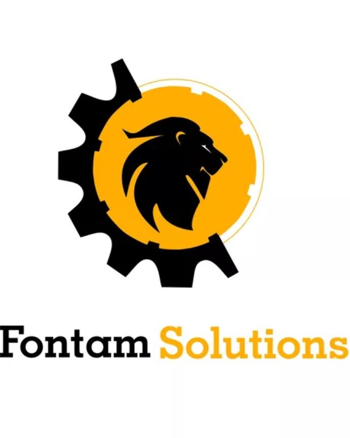 Commande de logo pour une entreprise à multi-services dans le domaine de la Tech -