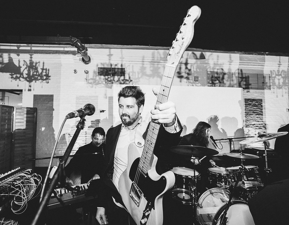 """""""A genuine rock band that also happens to play weddings"""" - - New York Weddings, The Cut"""
