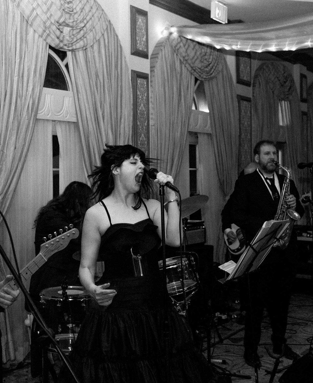"""Wedding Rock Royalty"" -NPR -"