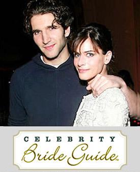 The Dexter Lake Club Band plays Amanda Peet and David Benioff's New York City wedding. -