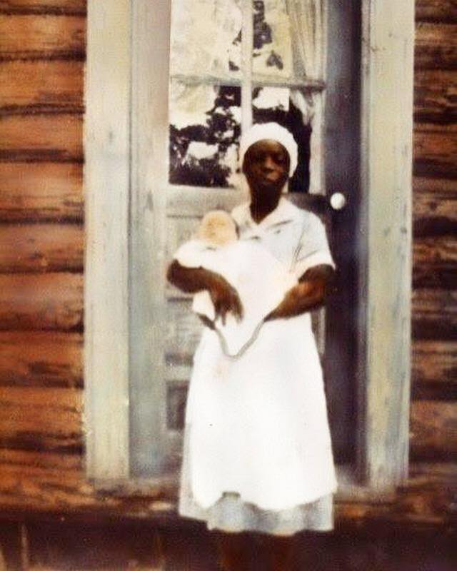 My great Grandmother, Julia Womack Cobb was one of the most sought after  midwives in Moore county, NC. It is said that she delivered somewhere  around 65% to 70% of the babies during the time she practiced.