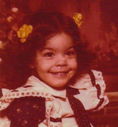Little me (circa) 1980