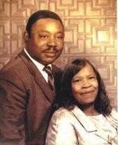 My Grandparents, Richard Frank Cobb & Alicia McLaughlin Cobb