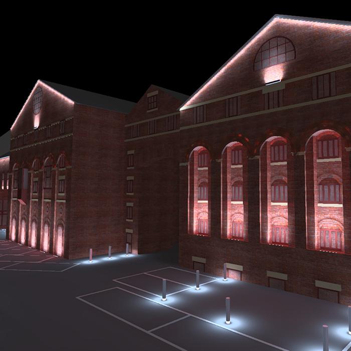 Exterior Architectural -