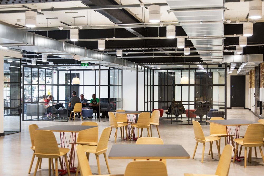 A FAST TURNAROUND PROJECT - The refurbishment of the ground floor and the basement was a fast turnaround project and the team at 299 assisted the design studio with product selection,