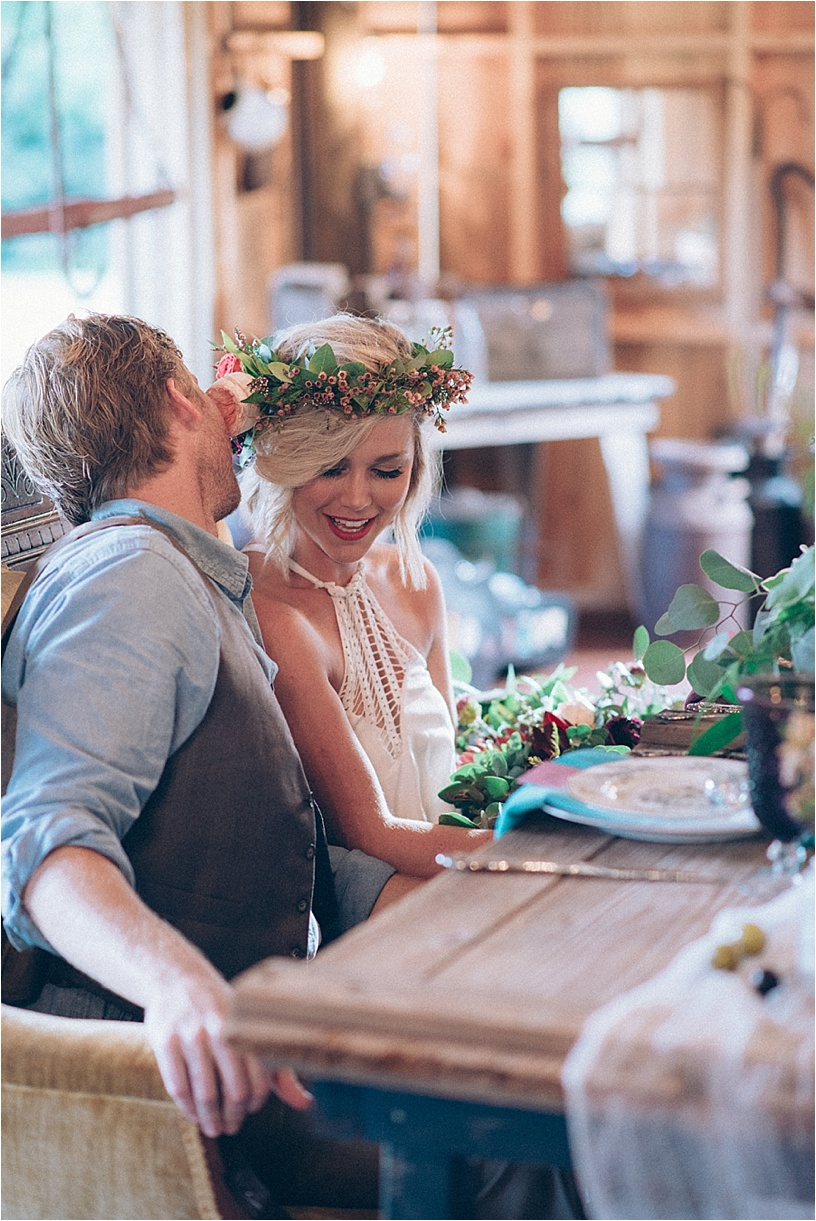 Bohemian Wedding| Hattiesburg MS | Megan Jolly Photography