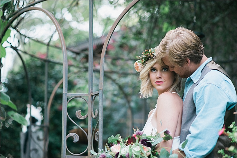 Bohemian Wedding | Hattiesburg MS | Megan Jolly Photography