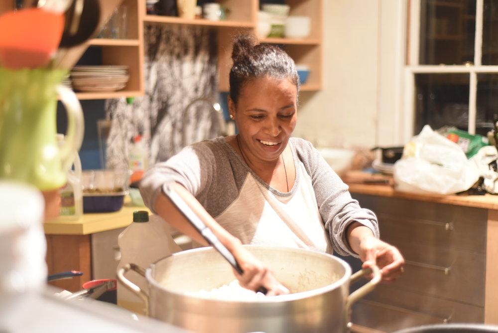 Asmait Cooking