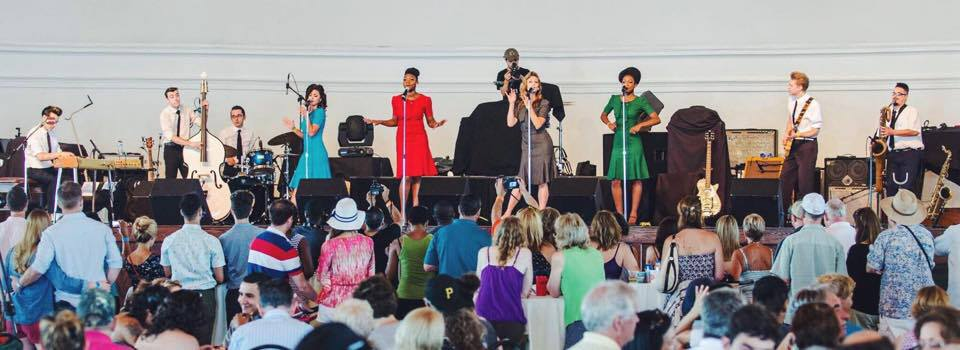 The Lovettes Live