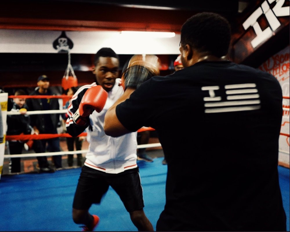 Ironbound Boxing Private Training