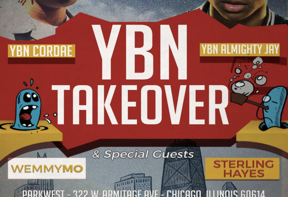 YBN TAKEOVER