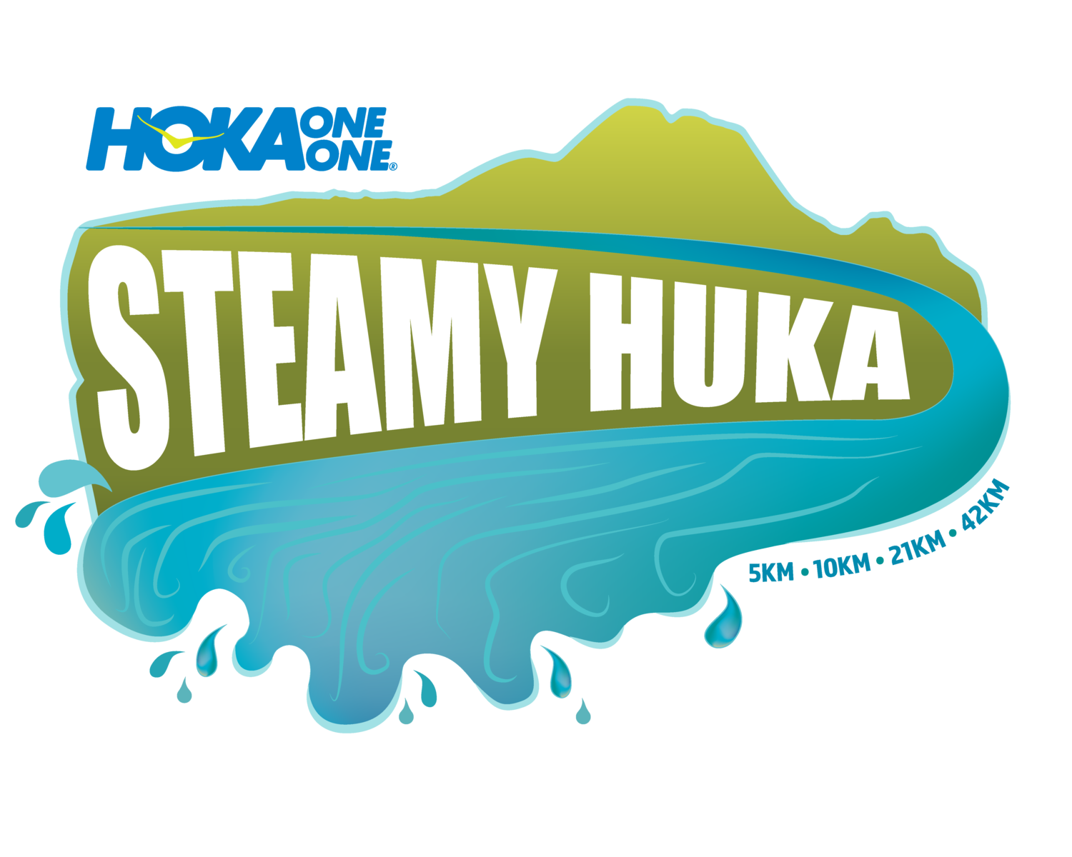 The Hoka One One Steamy Huka