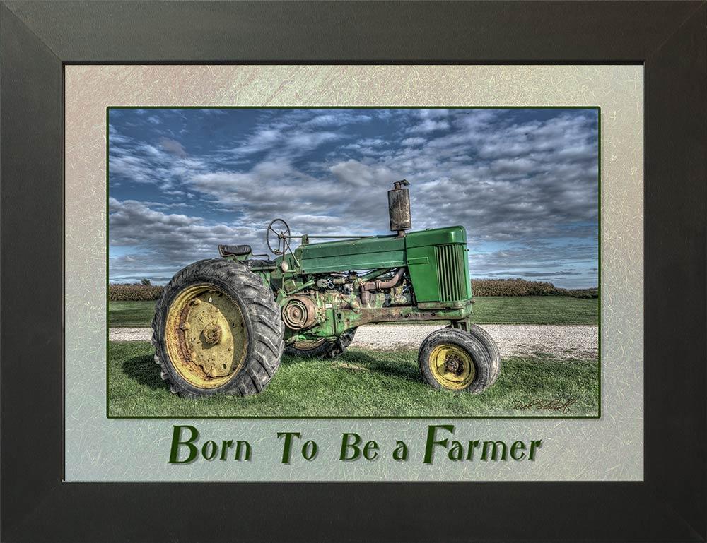 Farming & Antiques - Farmer Verses, Tractors, Barns, etc.